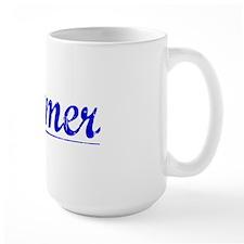Stormer, Blue, Aged Mug