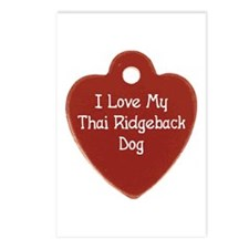 Love My Ridgeback Postcards (Package of 8)