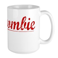 Abercrombie, Vintage Red Mug