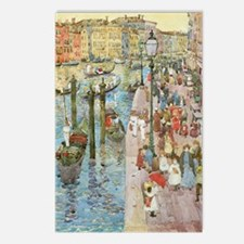 Maurice Prendergast Venic Postcards (Package of 8)