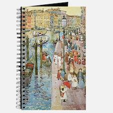 Maurice Prendergast Venice Grand Canal Journal