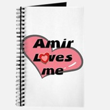 amir loves me Journal