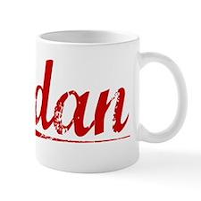 Adan, Vintage Red Mug