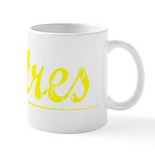 Batres, Yellow Mug