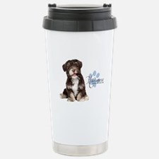 Havanese Puppy Travel Mug