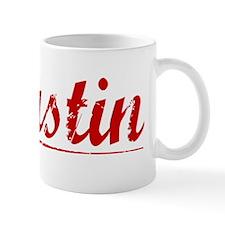 Agustin, Vintage Red Mug