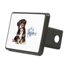 Havanese Puppy Hitch Cover