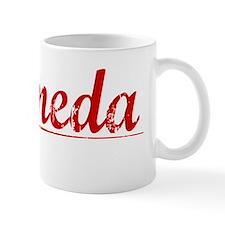 Alameda, Vintage Red Mug