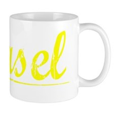 Basel, Yellow Mug
