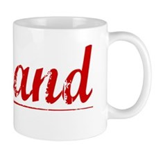 Armand, Vintage Red Mug