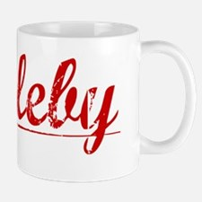 Appleby, Vintage Red Mug