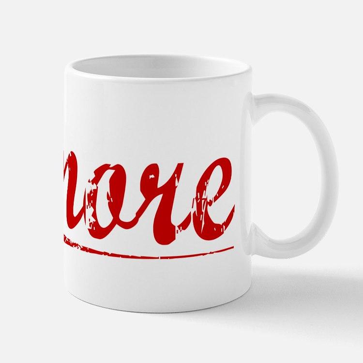 Amore, Vintage Red Mug