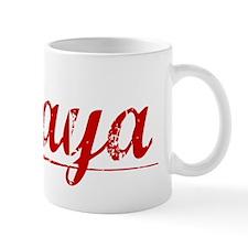 Anaya, Vintage Red Mug