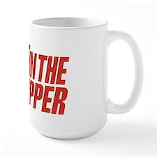 Hot in the Zipper Mug