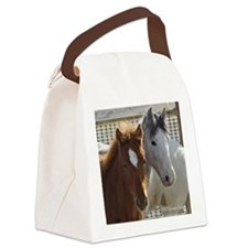 Adoption Canvas Lunch Bag