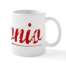 Antonio, Vintage Red Mug