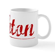Ashton, Vintage Red Mug
