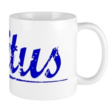 Titus, Blue, Aged Mug