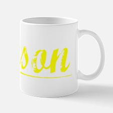 Benson, Yellow Mug