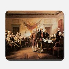 John Trumbull The Declaration of Indepen Mousepad
