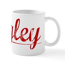 Begley, Vintage Red Mug