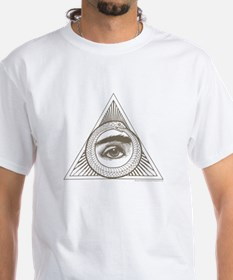 Hemlock Grove Eye Ouroboros Shirt