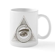Hemlock Grove Eye Ouroboros Mug