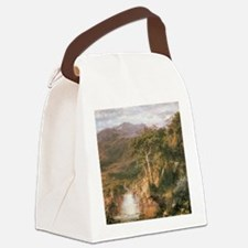 Frederic Edwin Church Heart Of An Canvas Lunch Bag