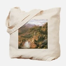 Frederic Edwin Church Heart Of Andes Tote Bag
