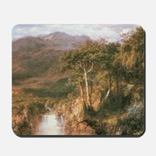 Frederic Edwin Church Heart Of Andes Mousepad
