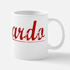 Bernardo, Vintage Red Mug