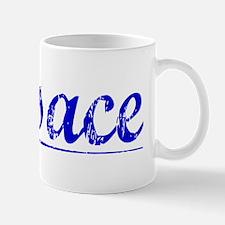 Versace, Blue, Aged Mug