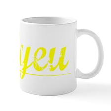 Bilyeu, Yellow Mug