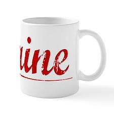 Blaine, Vintage Red Mug