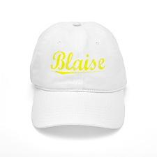 Blaise, Yellow Baseball Cap