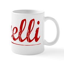 Borelli, Vintage Red Mug