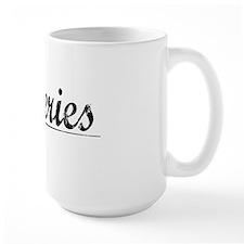 Jefferies, Vintage Mug