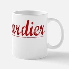 Bombardier, Vintage Red Mug