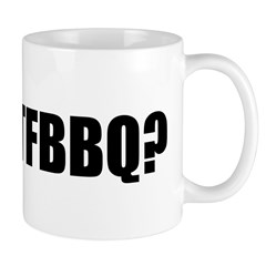 OMGWTFBBQ? Mug