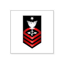 Navy Senior Chief Aviation Maintenance Square Stic