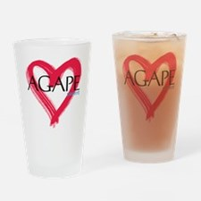 Foster care Drinking Glass