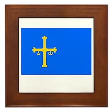 Asturias Framed Tile