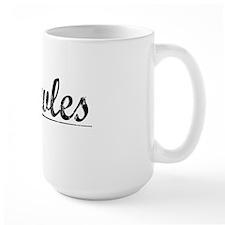 Knowles, Vintage Mug