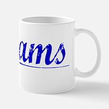 Wiliams, Blue, Aged Mug