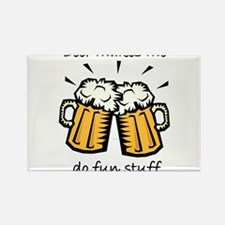 beer fun stuff Magnets
