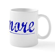 Wilmore, Blue, Aged Mug