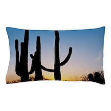Arizona Cactus Pillow Case