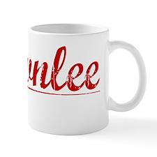 Brownlee, Vintage Red Mug