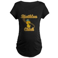 Biathlon Chick T-Shirt