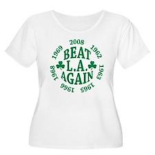 Beat LA Again! Plus Size T-Shirt
